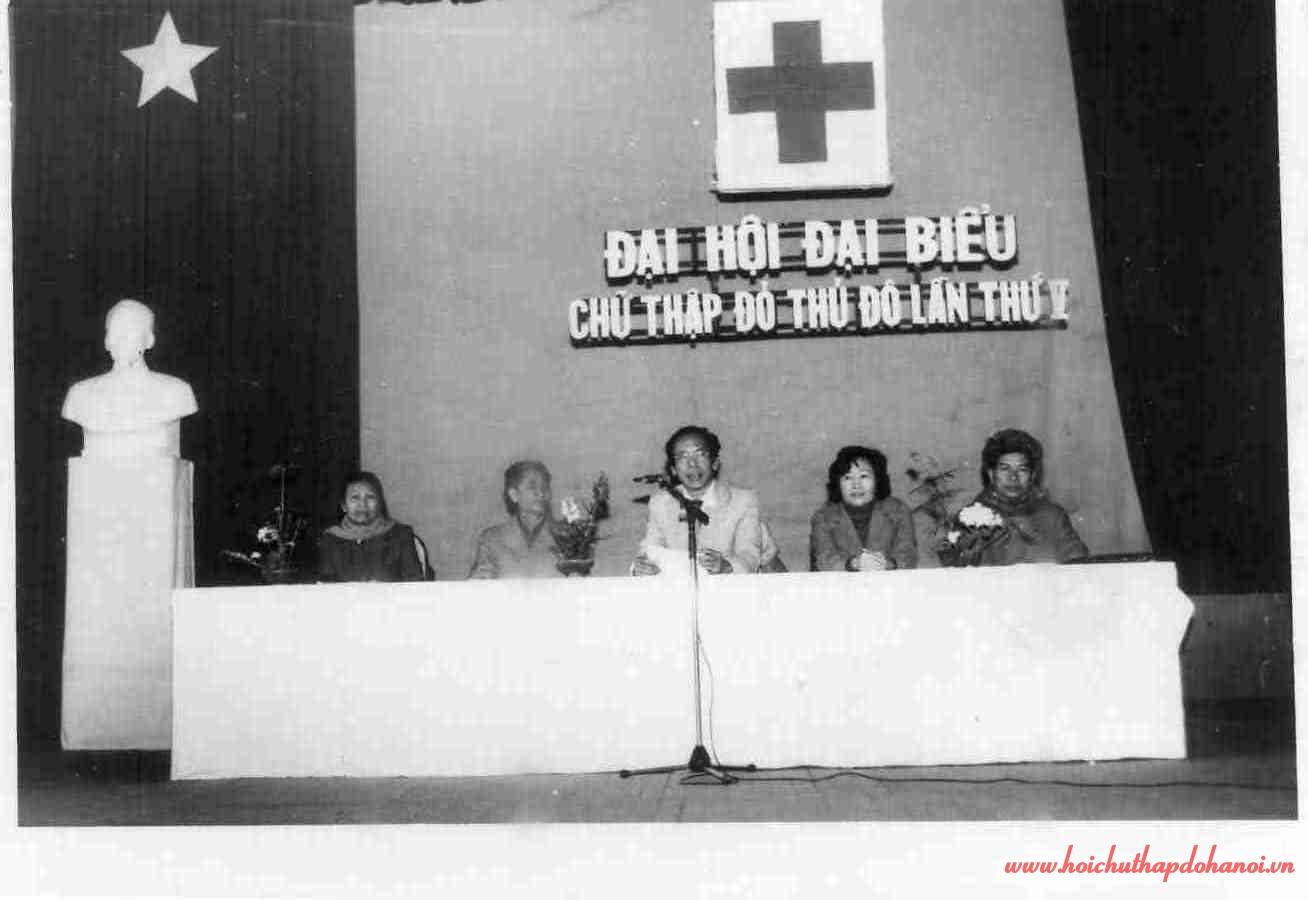 Đại hội đại biểu Hội CTĐ lần V
